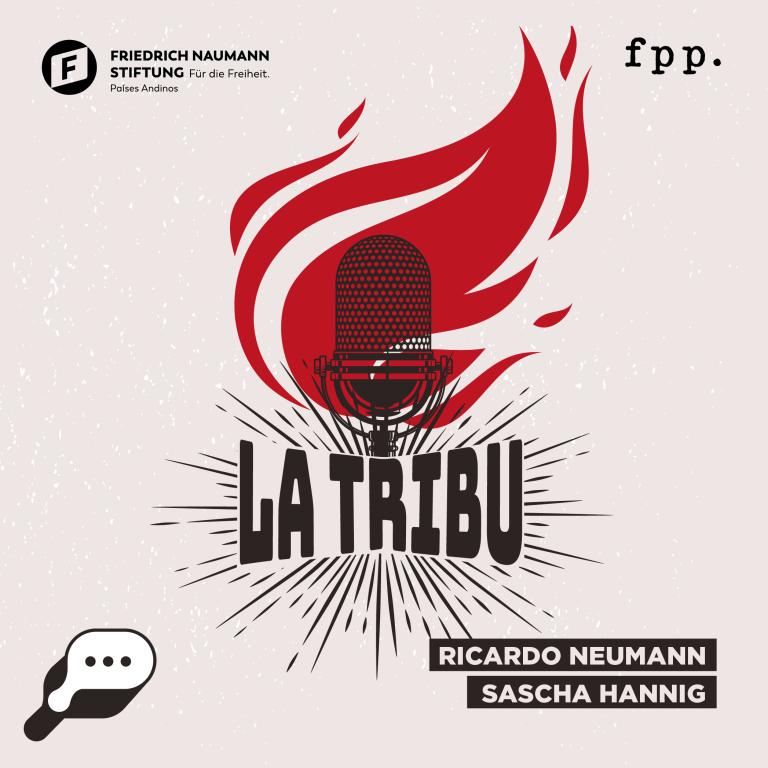 La Tribu es un podcast de la Fundación para el Progreso FPP que estructura conversaciones políticas a partir del análisis de series y películas de la cultura pop